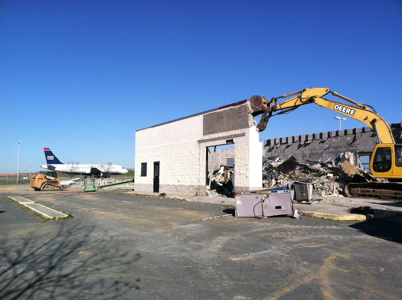Building Demolition in Boone, North Carolina