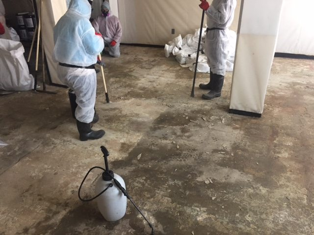 Asbestos in Winston-Salem, North Carolina