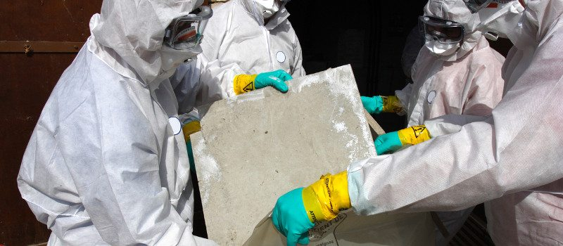 Asbestos Assessment in Winston-Salem, North Carolina