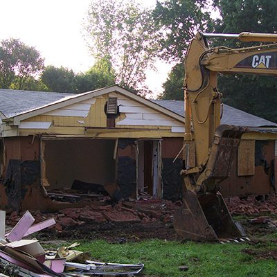 We'll Take Care of Your Project from Demolition to Cleanup and Beyond
