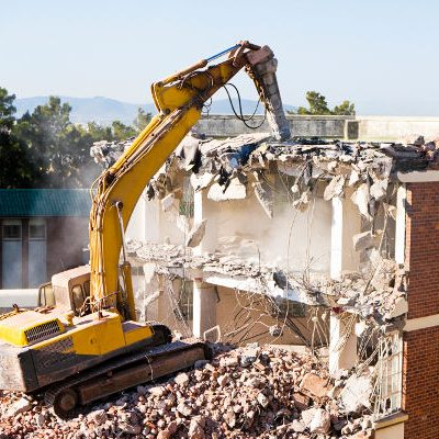 Demolition Tips Including How to Choose a Building Demolition Contractor