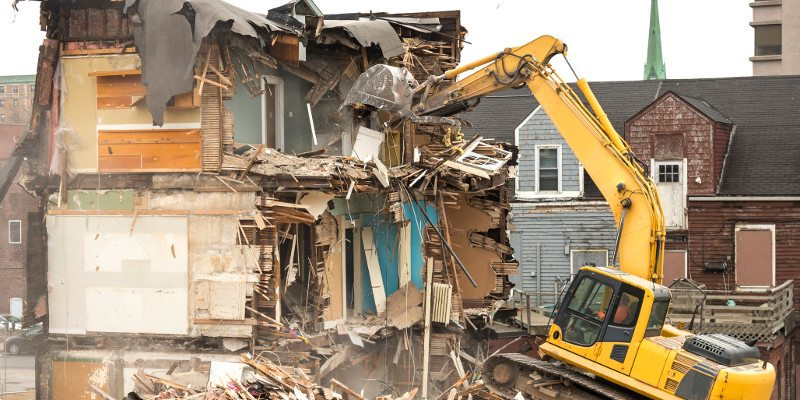 Questions to Ask Your Building Demolition Professional