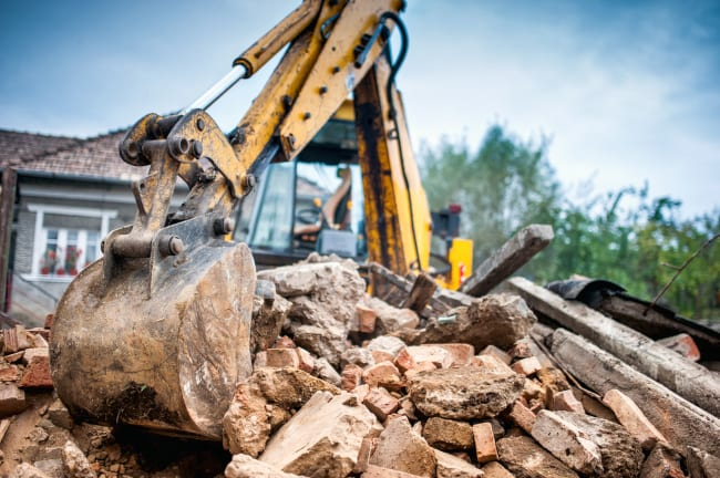 How to Avoid a Headache with Building Demolition