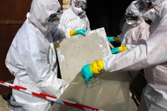 Major Health Concerns that Require Asbestos Removal