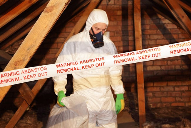 Breathe Clean Air Again with Asbestos Removal