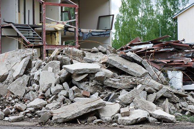 Take the Headache Out of Building Demolition