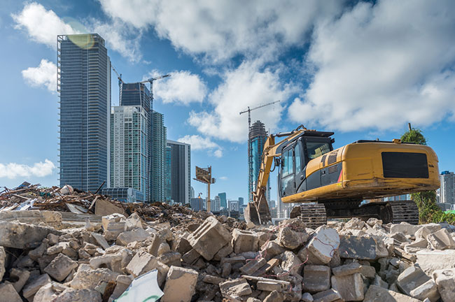 Residential vs. Commercial Demolition