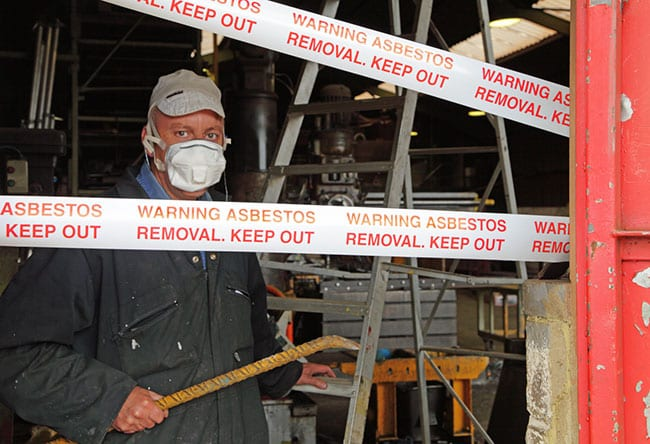 Why You Need Professionals for Asbestos Removal