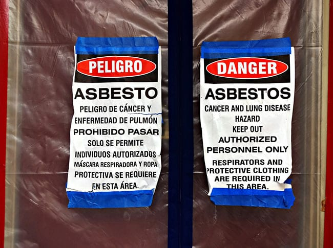 What to Expect from Asbestos Abatement