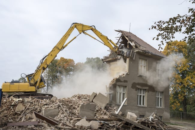 Better Building Demolition